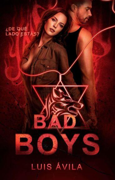 BAD BOYS | PRÓXIMAMENTE EN LIBRERÍAS