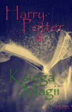Harry Potter i księga magii by carmendraconi