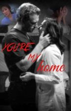 You're my home by crowen_feels