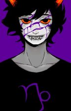 Kiss It All Better (Gamzee X Reader) by xXDevil_WithinXx