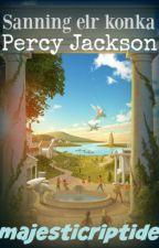 Sanning elr konka Percy Jackson by majesticriptide