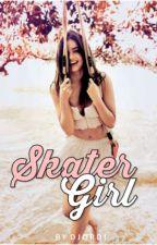Skater Girl  by djordi