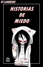 Historias de miedo by Sandrix02