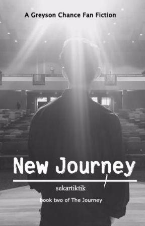 New Journey [Greyson Chance] by sekartiktik