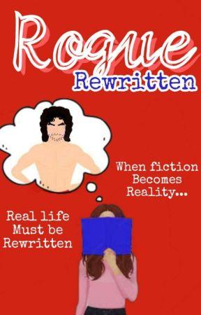 Rogue Rewritten by JEHallows