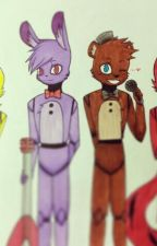 Five Night At Freddy's (Fanfic) L'histoire de  Caty [français] by sam_is_writing