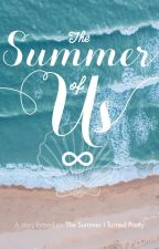 The Summer Of You by infinitexwinter