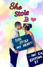She stole it... by Bxtwomen