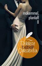 Dikkat Bebek Çıkabilir (Mükemmel Planlar Serisi 2. Kitap) by romantikkomedya