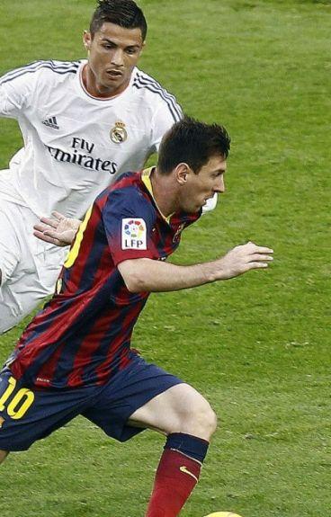 Diez [Lionel Messi/Cristiano Ronaldo FanFic]