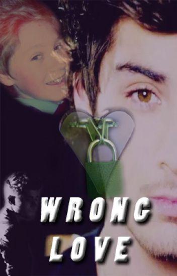 Wrong Love || Ziall