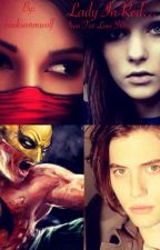 Lady in Red (Danny Rand love story...) by bookwormwolf