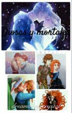 Diosas y Mortales (The Big Eight) by dreams_of_crystal