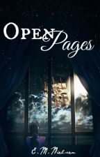 Open Pages (A collection of poetry) by EstherNielsen
