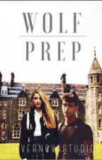 Wolf Prep | Brett Talbot by silvernovastudios