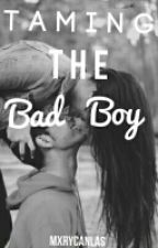 Taming The Bad Boy by mxrycanlas