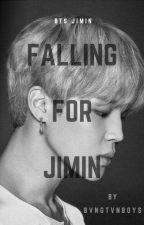 Falling For Jimin (Hiatus) by bvngtvnboys