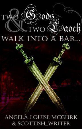 Two Gods & Two Laoch Walk Into a Bar by ALMcGurk
