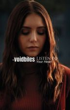 Listen To Your Heart (ON HOLD) by -voidbiles