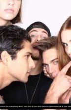 Teen Wolf cast FR by JusteSarah09