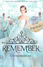 To Remember: A Selection Fan fiction by 12345678eden6
