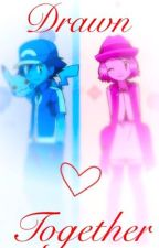 Drawn Together (An AmourShipping One Shot) by MinecraftStar117