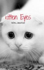 Kitten Eyes- Muke Hybrid by XxEmo_UnicornsxX