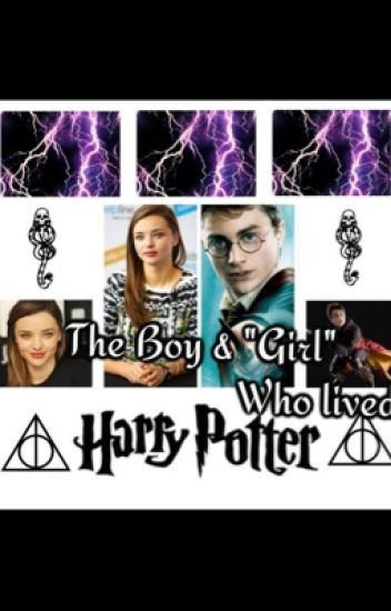 "The Boy & ""Girl"" Who lived (a Harry potter romance fanfiction)"