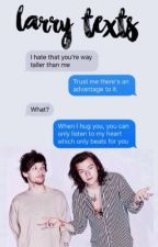 Larry Texts  by lucozadelarry