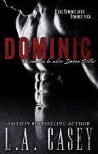 Dominic by mardyybun