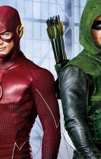 Flash & Arrow Memes by Chinchillasparkles