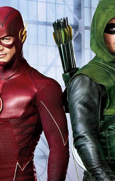 Flash & Arrow Memes
