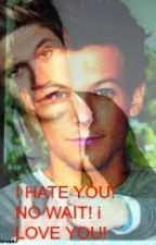 I hate you! wait no! I love you! a Nouis fanfic boyxboy by Iloveonedirection1D5