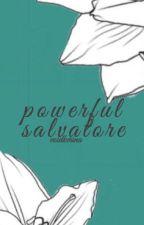 Powerful Salvatore by voidkerina