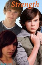 Strength (Chandler Riggs Gay Fanfiction) (Boyxboy) by Jake_Scott16