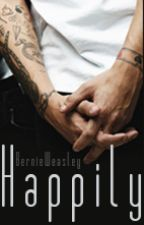 Happily - [Hungarian Louis Tomlinson fanfiction] by bernieweasley