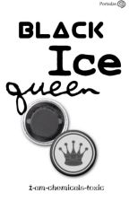 Black Ice Queen (Nico di Angelo) by I-am-chemicals-toxic