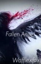 Fallen Angel by wafflexfoxy