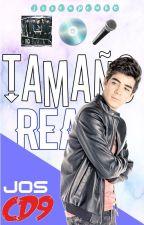 Tamaño real ➳ Jos Canela by joscupcake