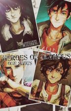 Heroes of Olympus x Reader  by perseass