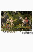 Heroes of Olympus Oneshots by perseass