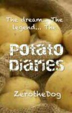 POTATO DIARIES by ZerotheDog