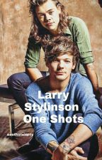 Larry stylinson one shots. (Fluff-smut) by aesthetelarry