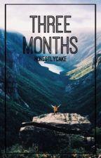 three months - l.h. by honestlycake