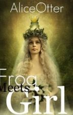 Frog Meets Girl by AliceOtter