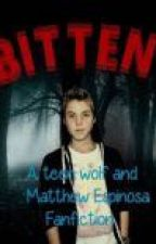 Bitten (A teen wolf and Matthew Espinosa fan fiction) by jnstimmel