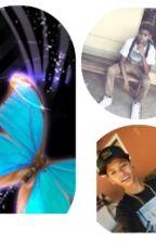butterflies (Ben Taylor ,and Malak watson story by bossyXglossy