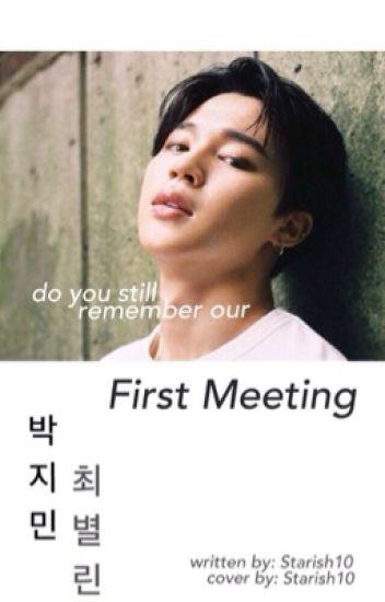 First Meeting {BTS JIMIN FANFIC}