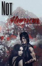 Not Human - The Walking Dead by rebecca-96