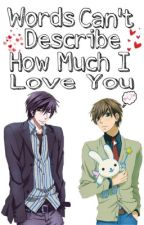 Words Can't Describe How Much I Love You {Sekaiichi Hatsukoi} by LOVE_SWEETS